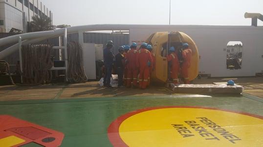 Training with Reflex Marine