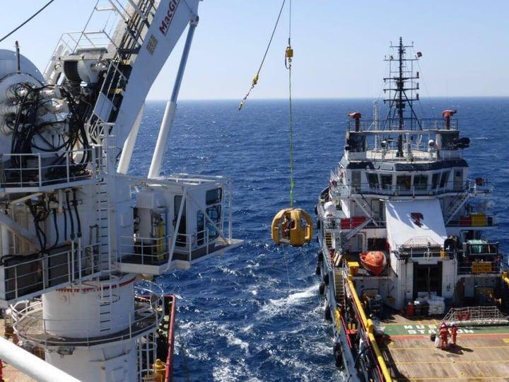 Offshore Transfer FROG-XT