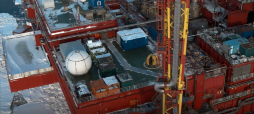 Press release - Yamal megaproject (photo credit Gazprom)