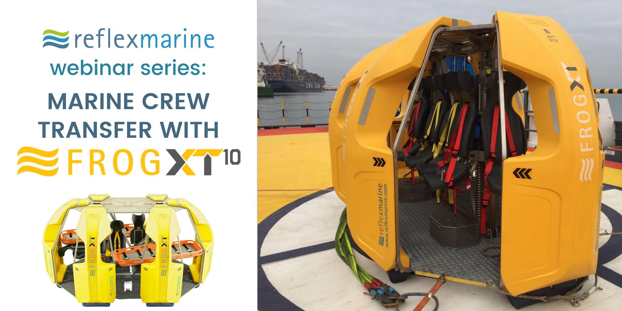 Read Reflex Marine's webinar series Solutions-focus: FROG-XT10