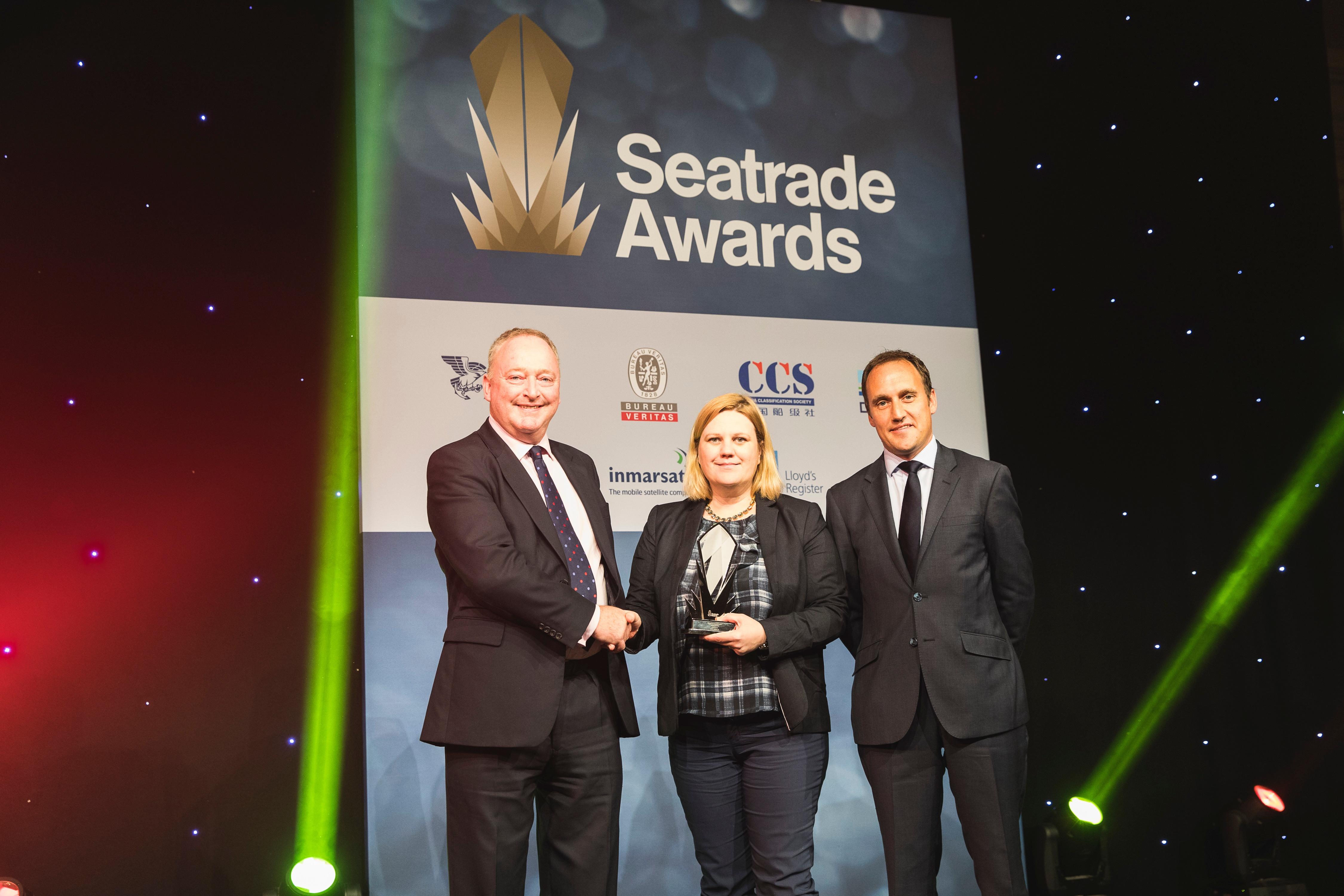 Read Seatrade Awards 2017