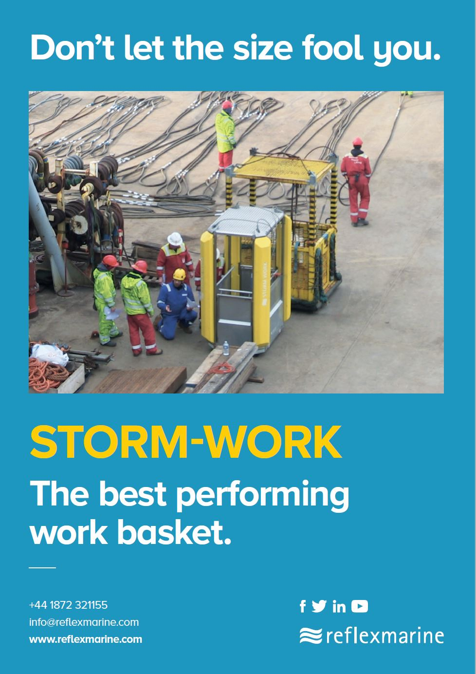 Read STORM-WORK Featured in Oil and Gas AustralAsia Magazine