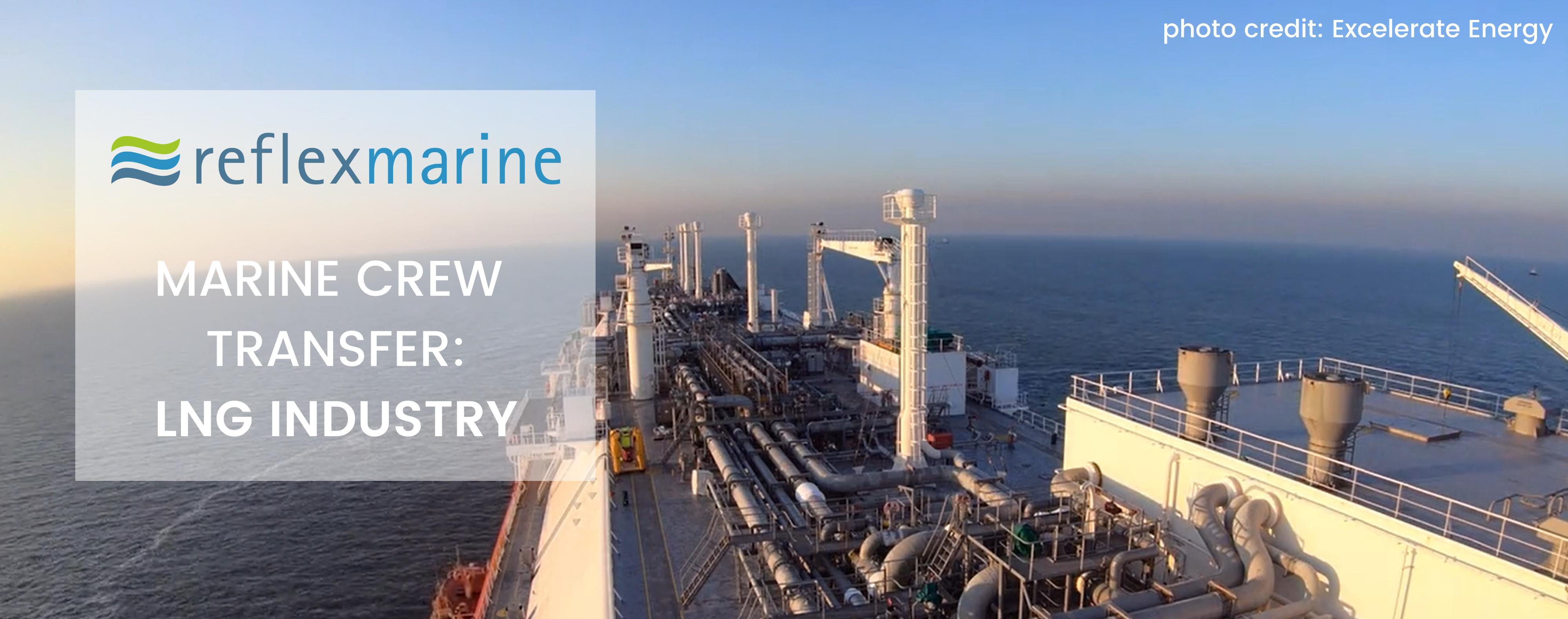 Read Reflex Marine's webinar series Industry focus: LNG